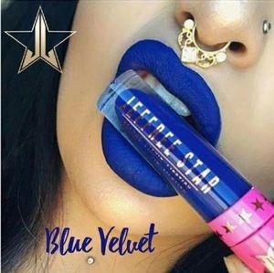 🌟Jeffree Star Blue Velvet Velour Liquid Lipstick